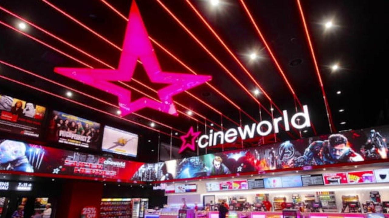 Dünyanın en büyük ikinci sinema zinciri, İngiltere ve ABD'deki tüm salonlarını kapatıyor