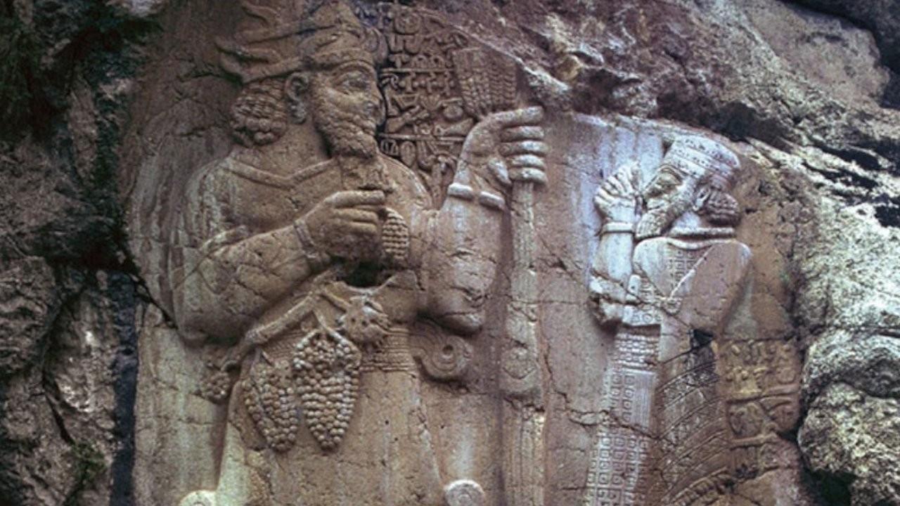 Dünya'nın ilk tarım anıtı İvriz Kaya: Bereket ve bolluk simgesi