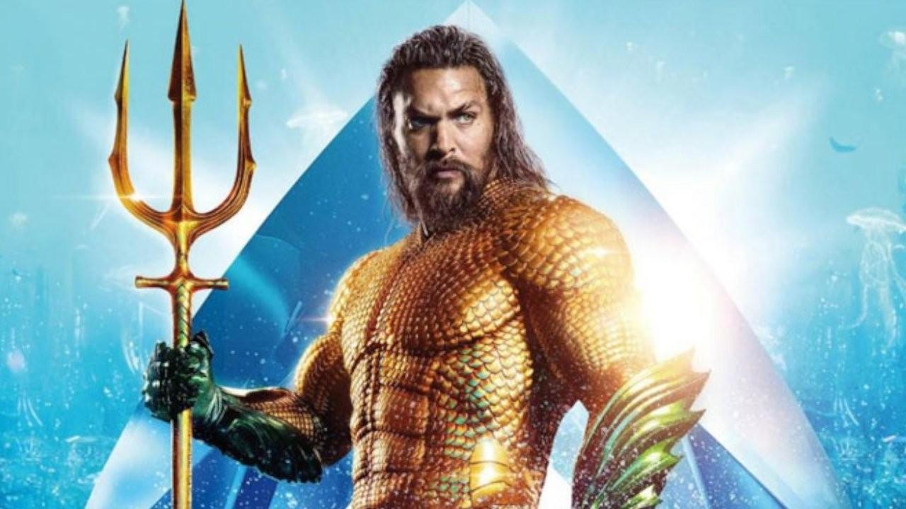 Jason Momoa, 'Aquaman 2' hakkında konuştu: Sarışın olacağım