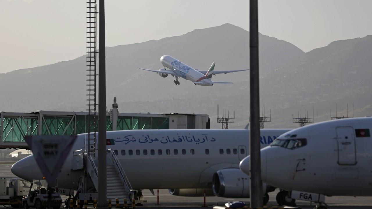 ABD: Türkiye'nin Kabil Havaalanı'nın güvenliğini sağlaması hayati