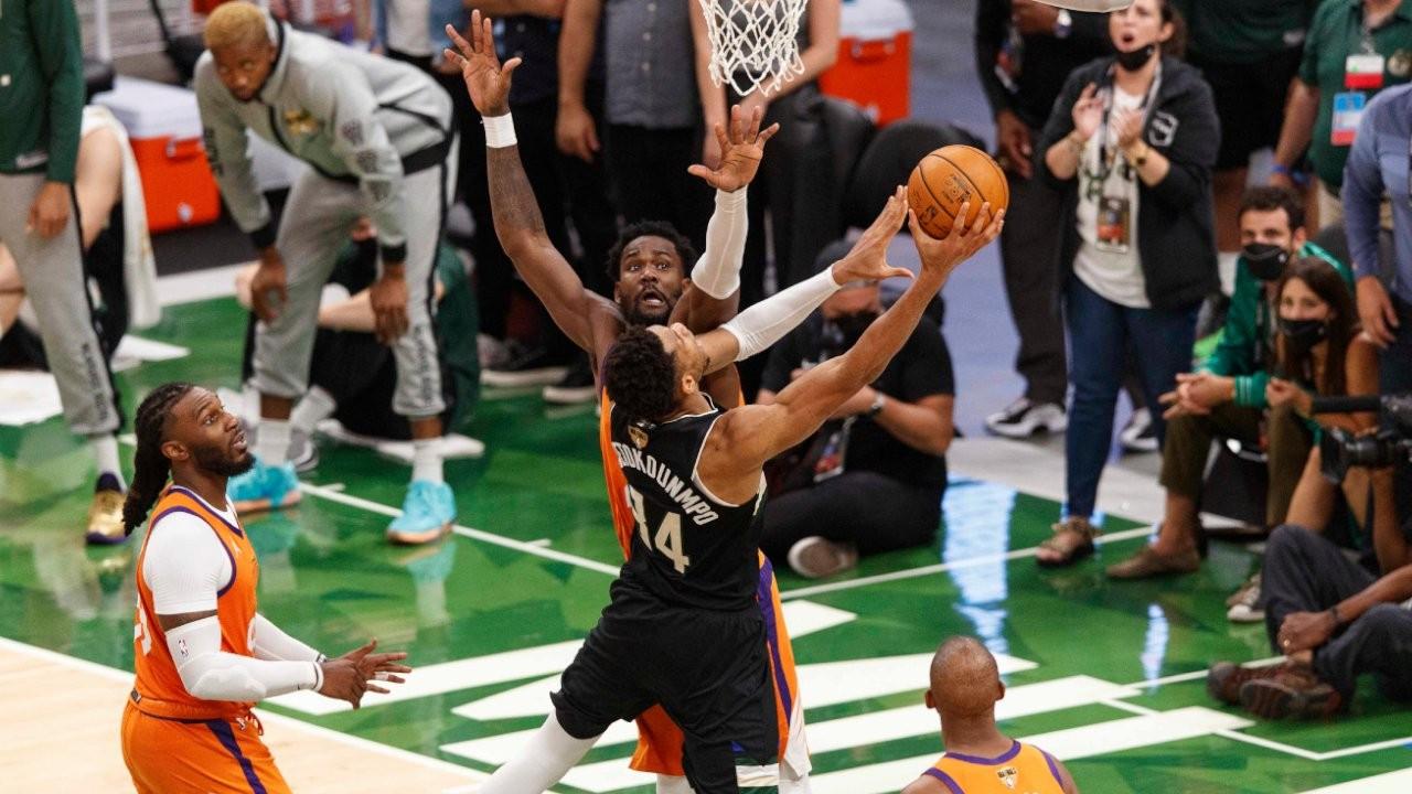 NBA şampiyonu Milwaukee Bucks oldu