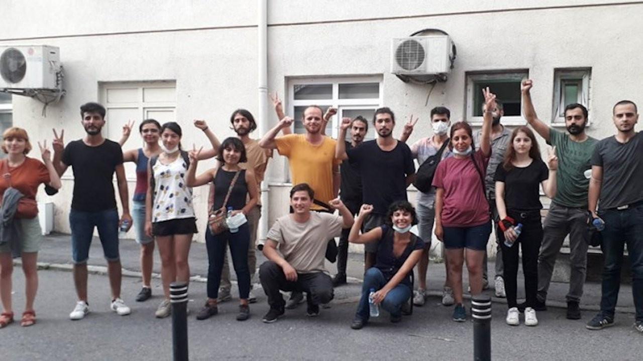 İzmir ve İstanbul'daki Suruç anmasında gözaltına alınan 60 kişi serbest bırakıldı