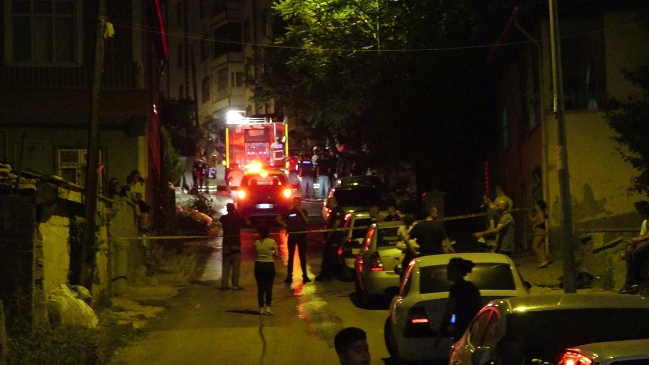 Kırıkkale'de evin balkonunda tüp patladı