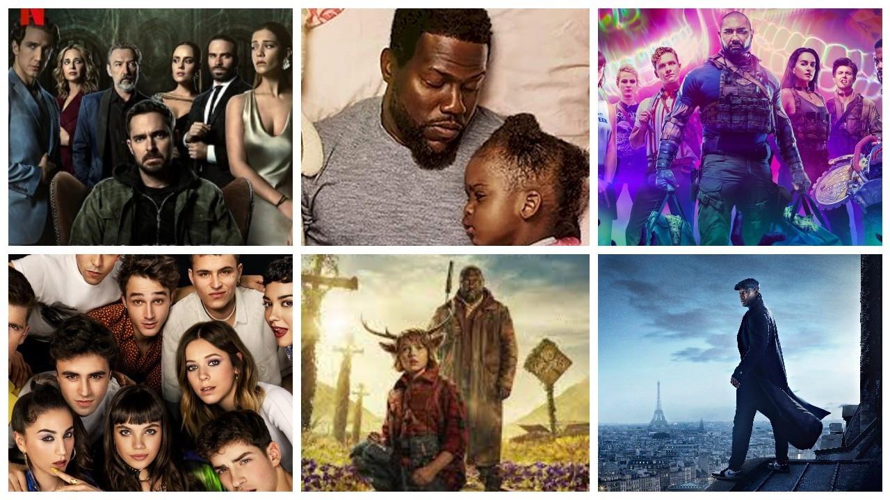 Netflix, bu yıl en çok izlenen orijinal içeriklerini açıkladı