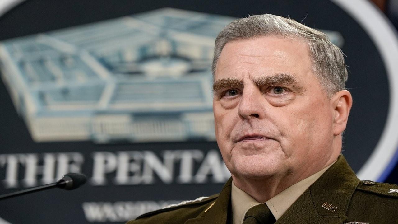 ABD Genelkurmay BaşkanıMark Milley: Taliban'ın yönetimi tamamen ele geçirmesi mümkün