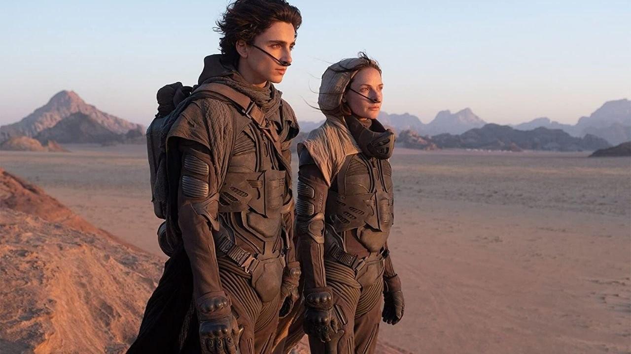 Bilim kurgu filmi 'Dune'dan yeni fragman