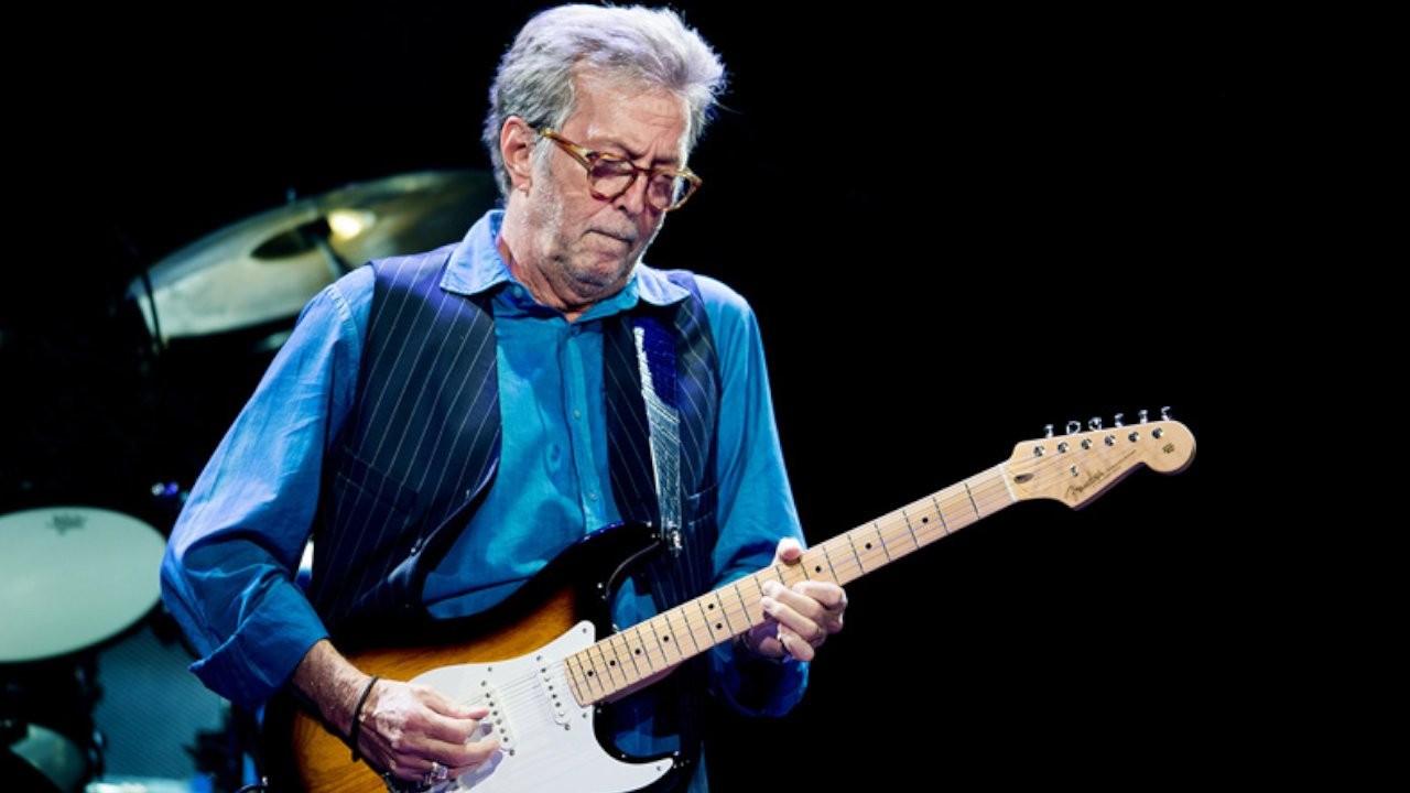 Eric Clapton: Aşıyı zorunlu kılan mekânlarda sahne almayacağım