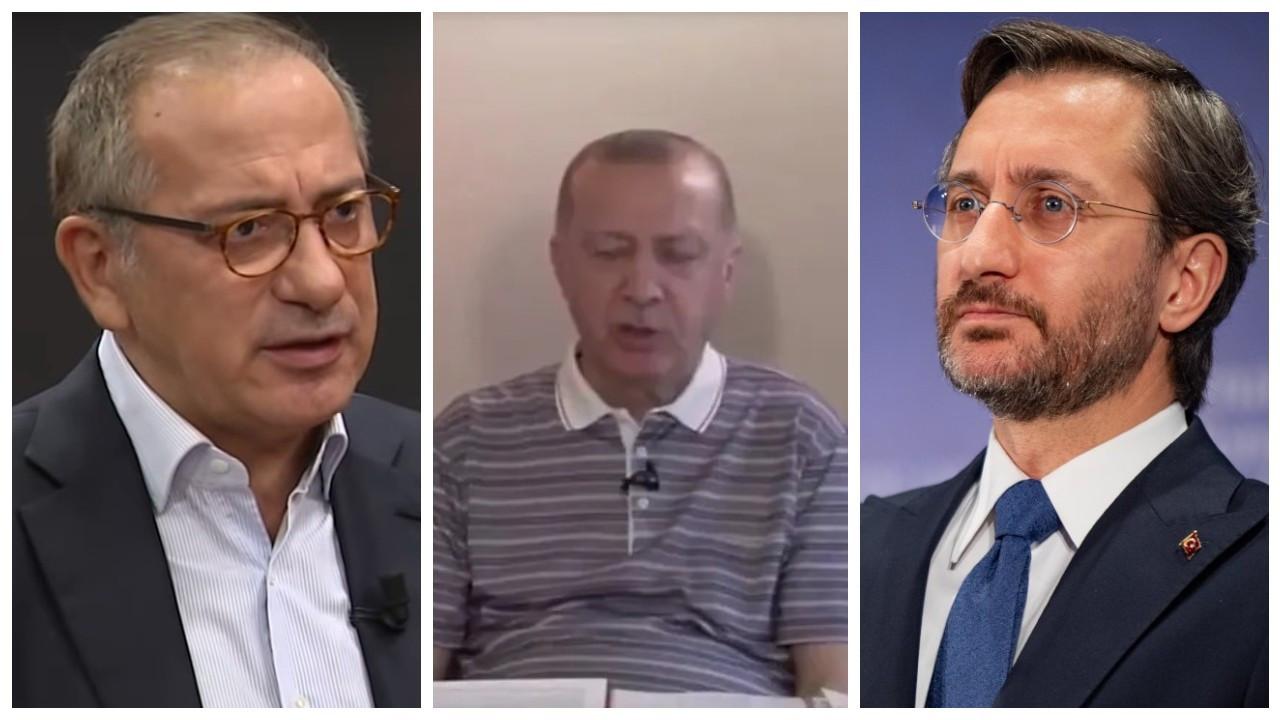 İletişim Başkanlığı, Fatih Altaylı'nın Erdoğan yazısı için Habertürk'ten kurumsal özür istedi