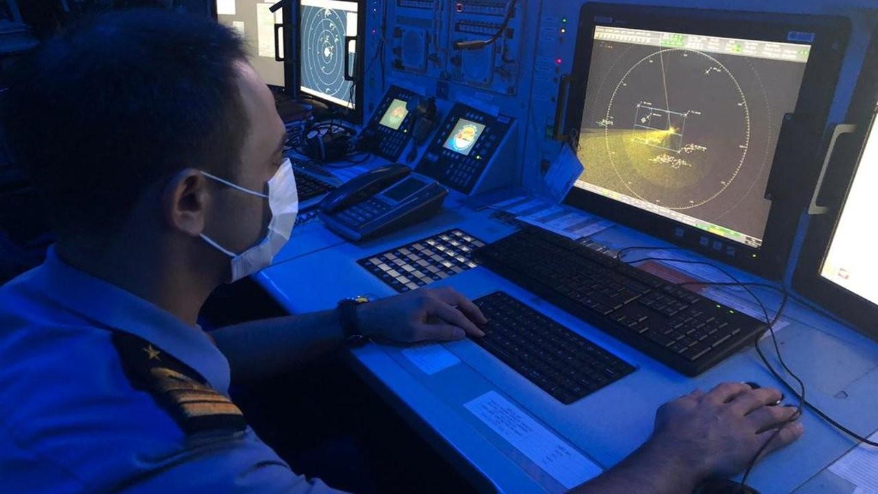 MSB: Kaş'ın güneybatısında 45 göçmeni taşıyan tekne battı