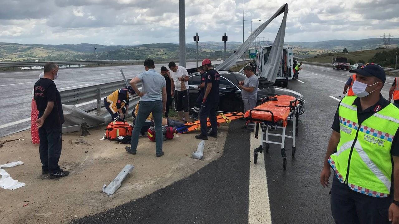 Bayram tatilinin ilk 7 günündeki trafik kazalarında 38 kişi öldü