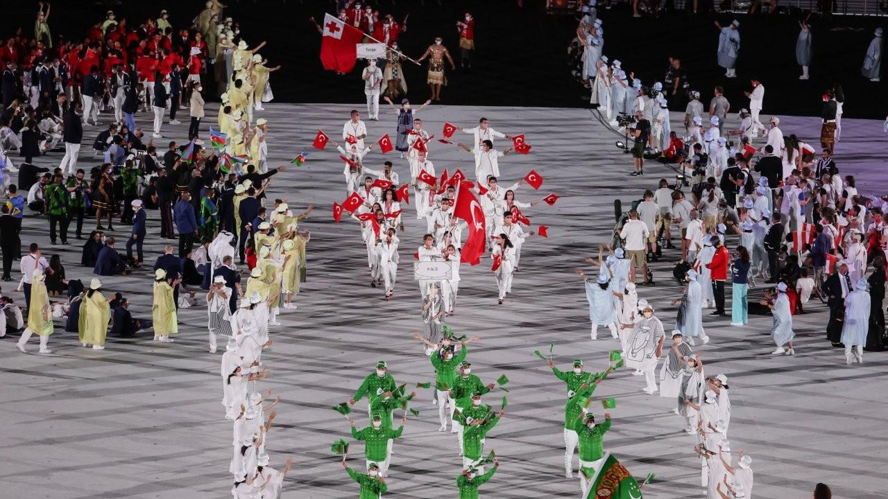 Tokyo Olimpiyatları: Münih'te öldürülen 11 İsrailli sporcu anıldı