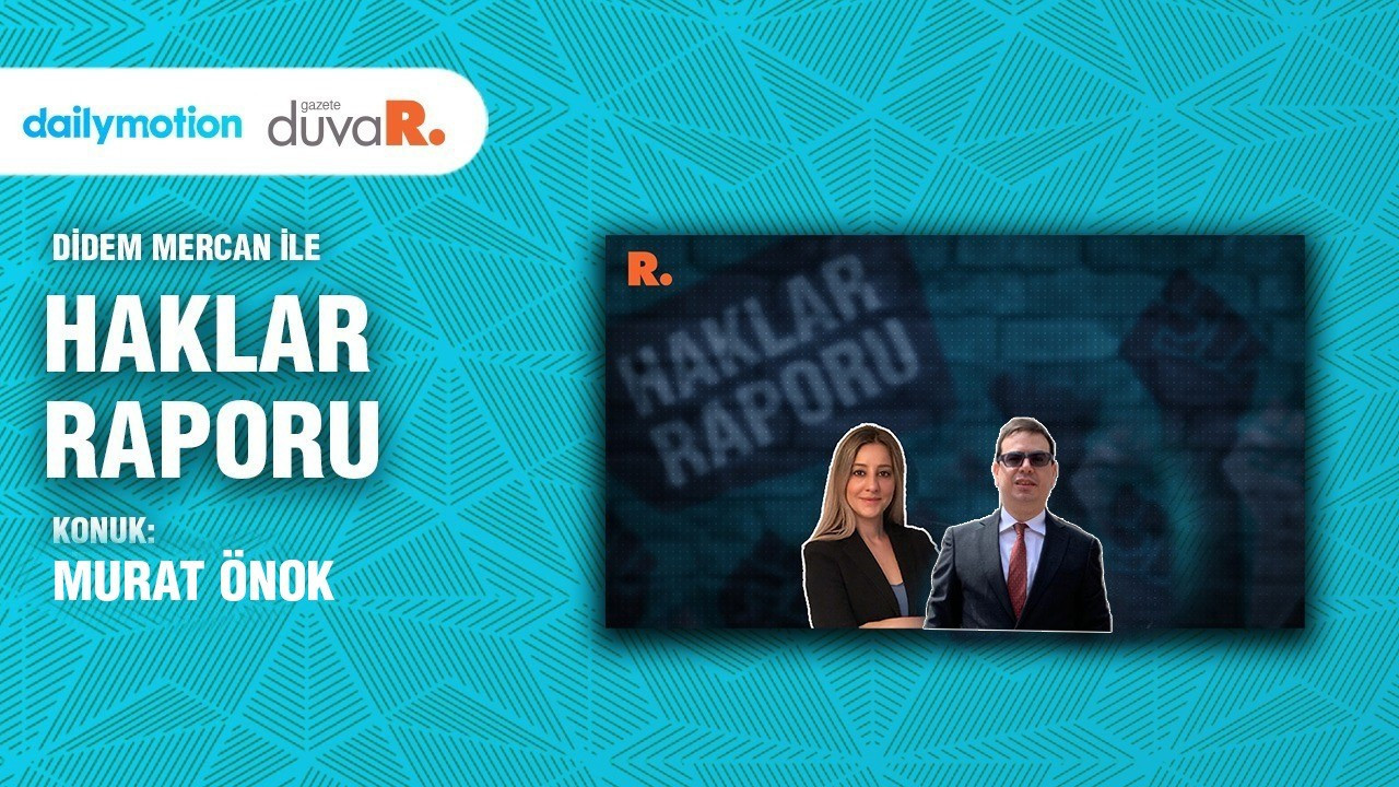 Murat Önok: Türkiye'de ifade ve basın özgürlüğü tehdit altında