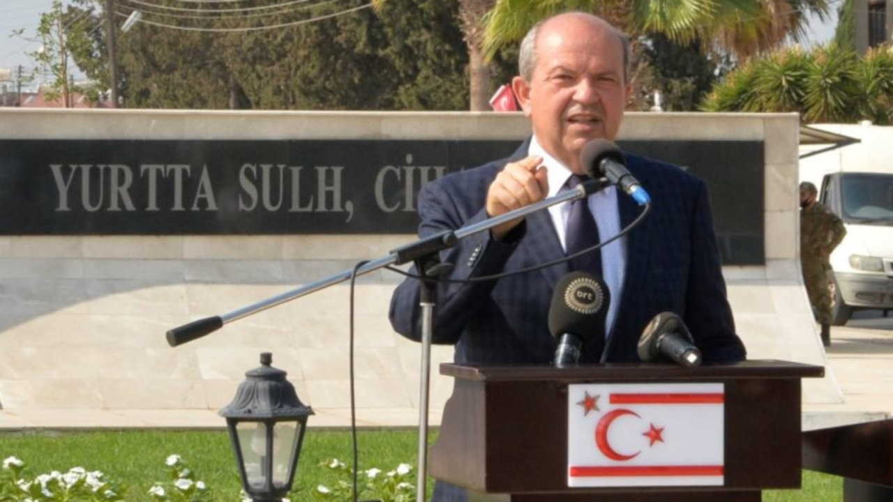 Ersin Tatar: Maraş'ın açılması gerekiyordu, o yapılmıştır