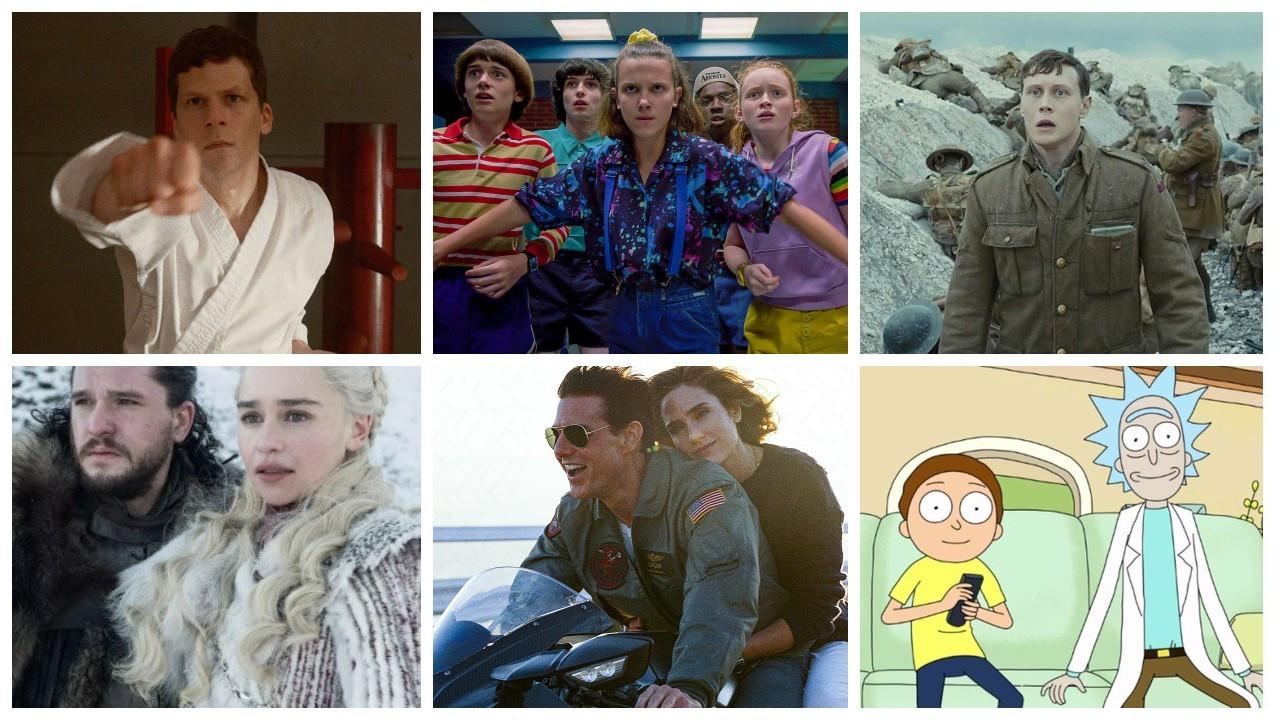 Türkiye'de geçen hafta en çok izlenen yabancı dizi ve filmler