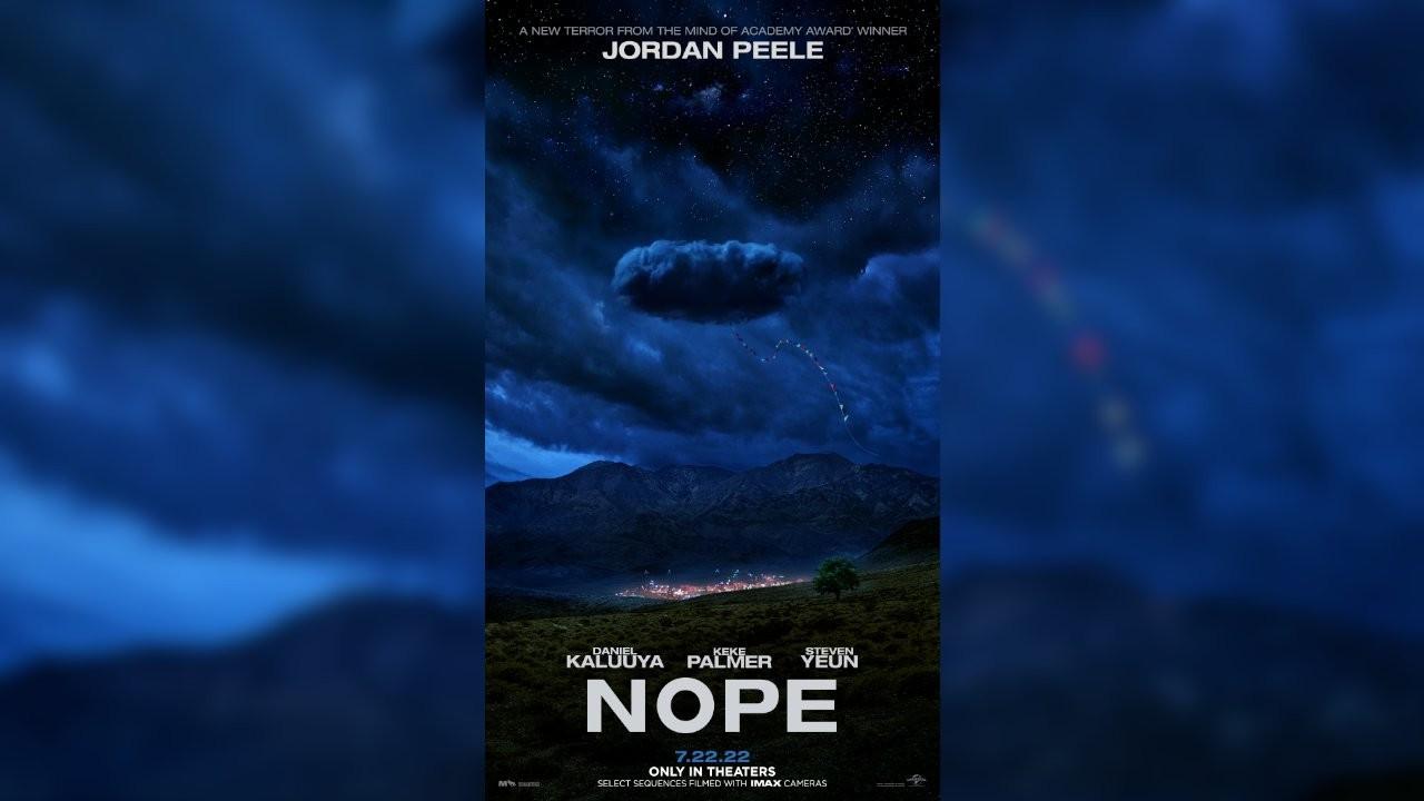 Jordan Peele'dan yeni film: 'Nope'