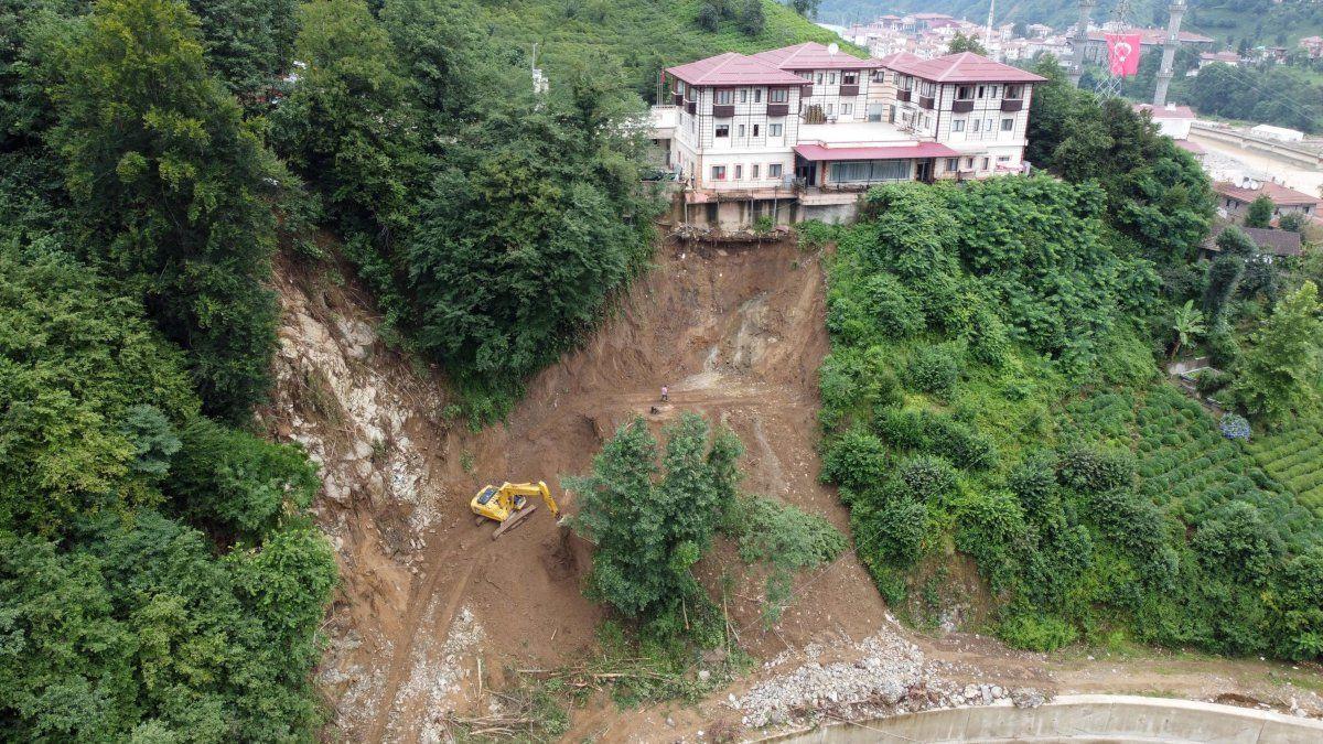 Arhavi'de sel afetinin bilançosu: 39 yapı yıkıldı, 1459'u hasarlı - Sayfa 4