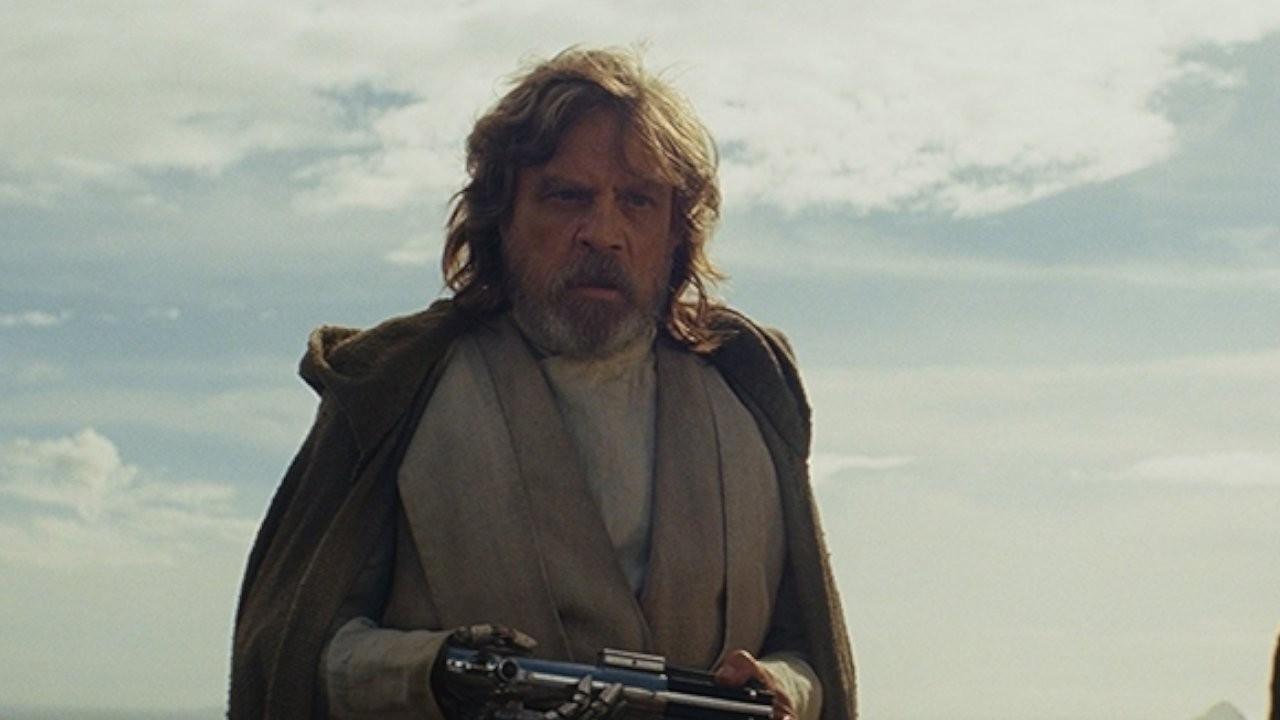 Mark Hamill, her Star Wars filminde yer aldığını açıkladı