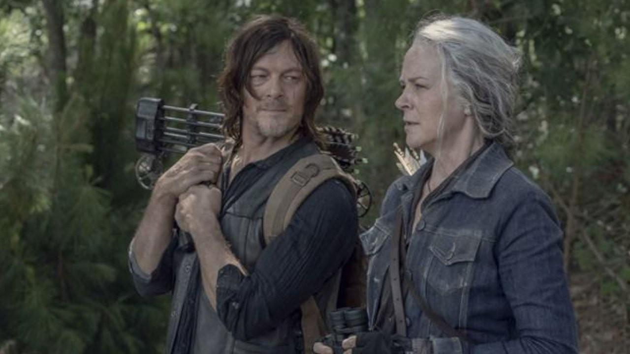 The Walking Dead'in final sezonundan fragman
