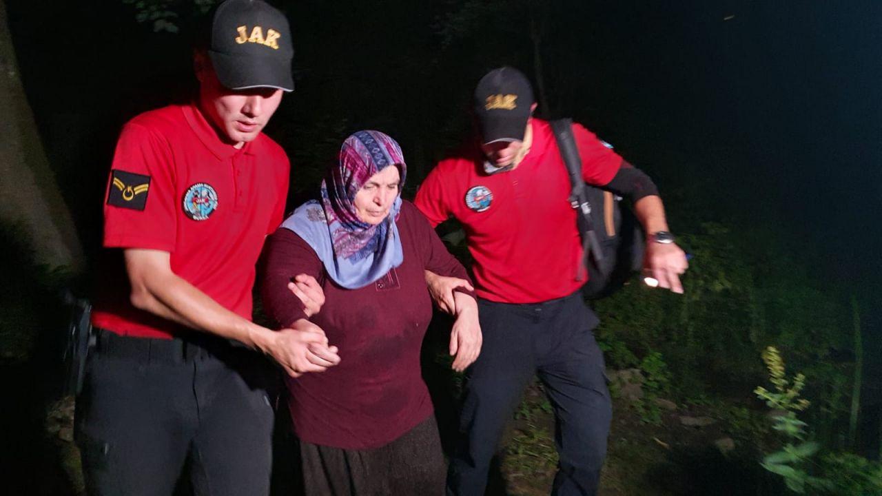 Uludağ'da ormanda kaybolan kadın 53 saat sonra sağ bulundu - Sayfa 4