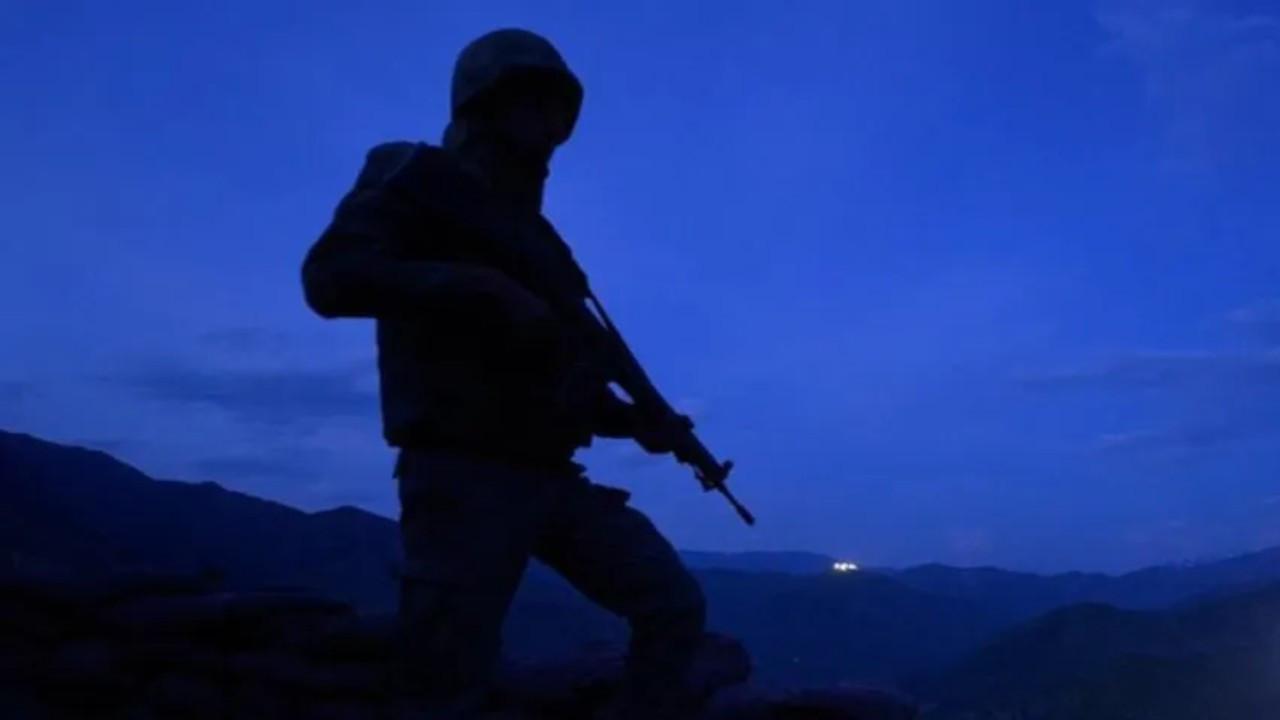 MSB: Kuzey Irak Hakurk'ta bir asker şehit oldu