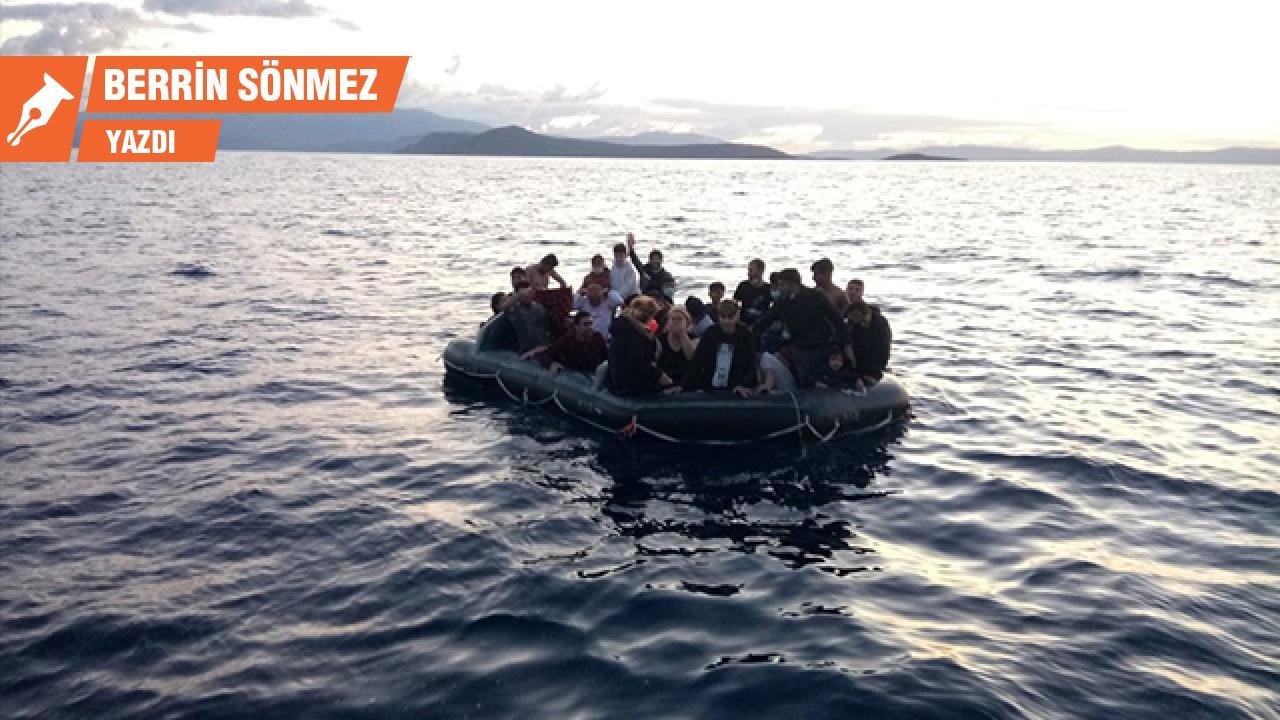 Göç, kavimler göçü mü insan ticareti mi?
