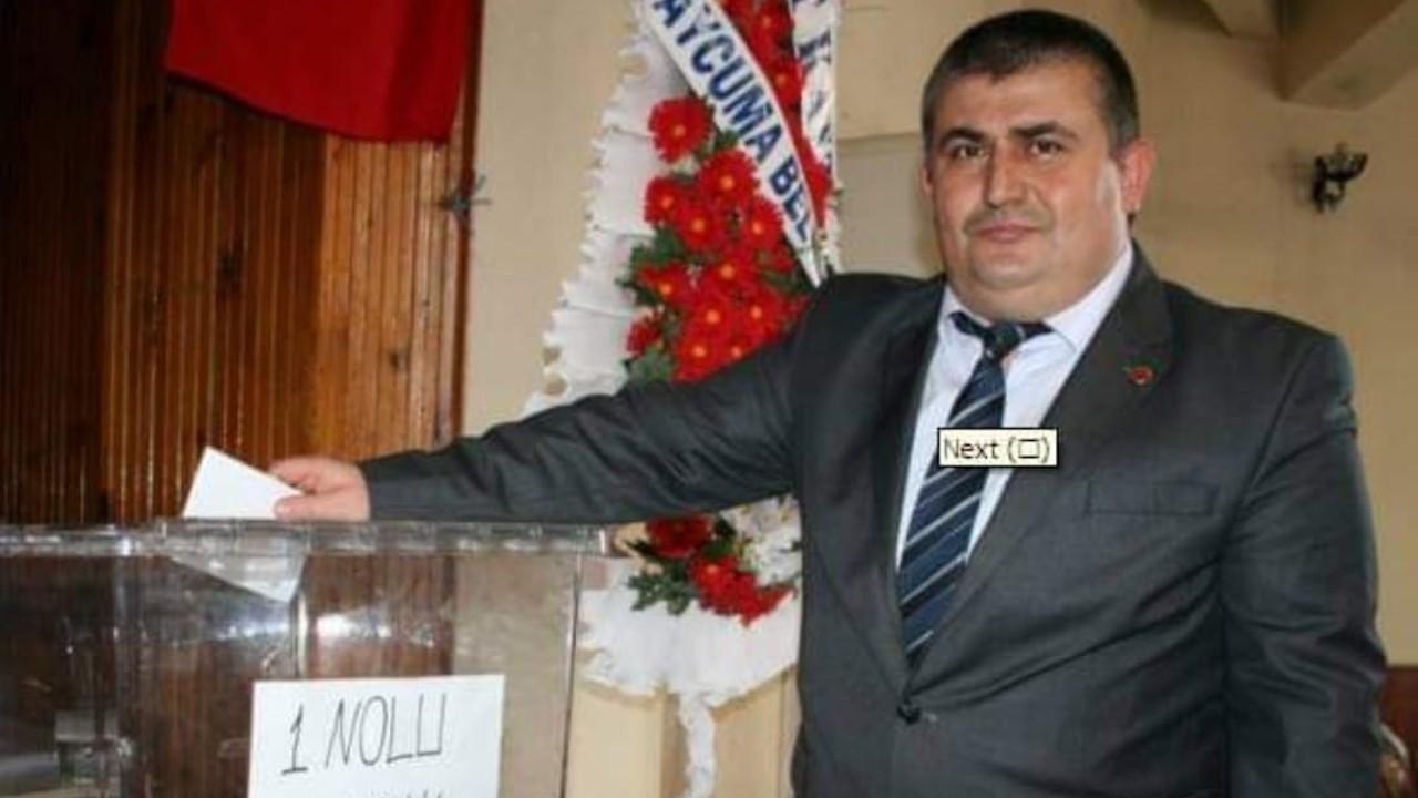 MHP İlçe Başkanı, Cumhur İttifakı'nı eleştirince görevden alındı