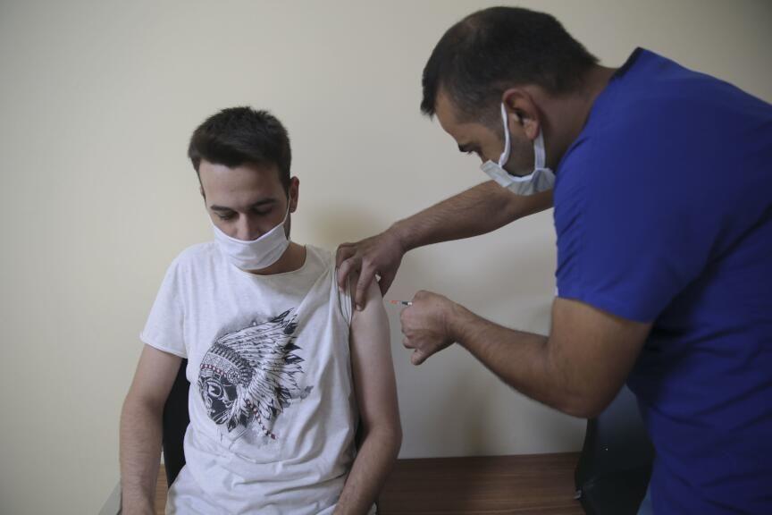 Urfa'da aşı olan gençlere hediye dağıtılacak - Sayfa 3