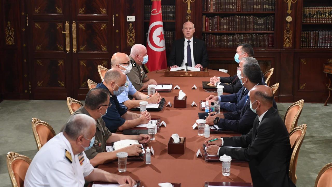 Tunus Cumhurbaşkanı Meclis'i feshetti