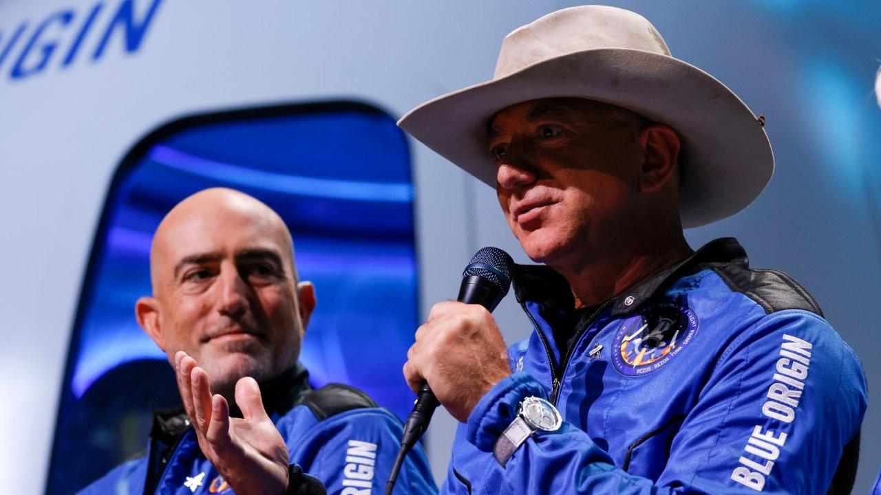 Jeff Bezos'tan Elon Musk'la anlaşan NASA'ya 2 milyar dolarlık teklif