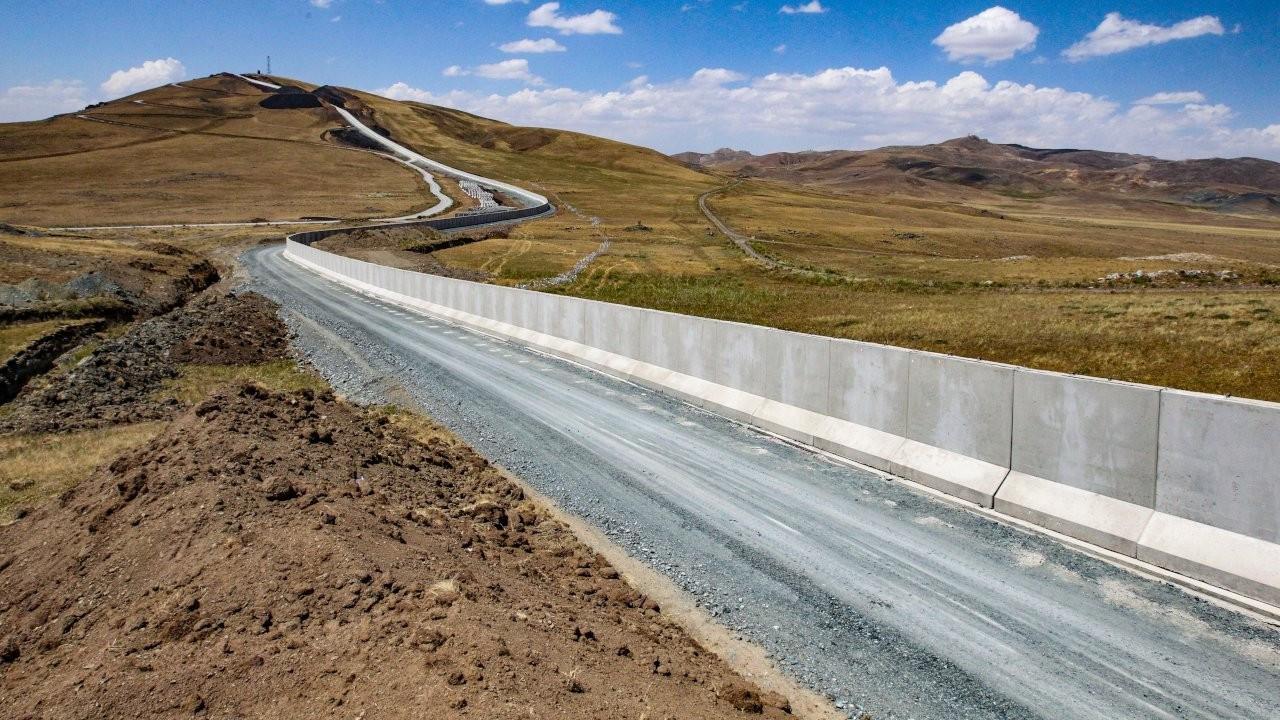 Türkiye, İran sınırında 295 kilometrelik duvar örecek