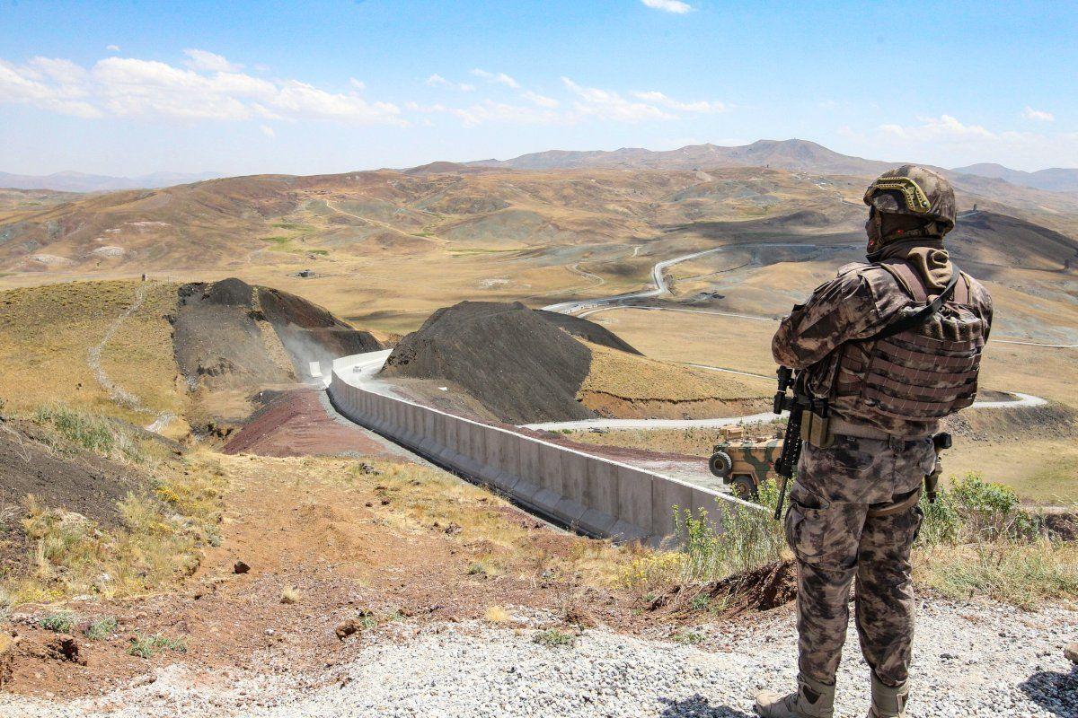 Van Valisi: Türkiye, İran sınırında 295 kilometrelik duvar örecek - Sayfa 2
