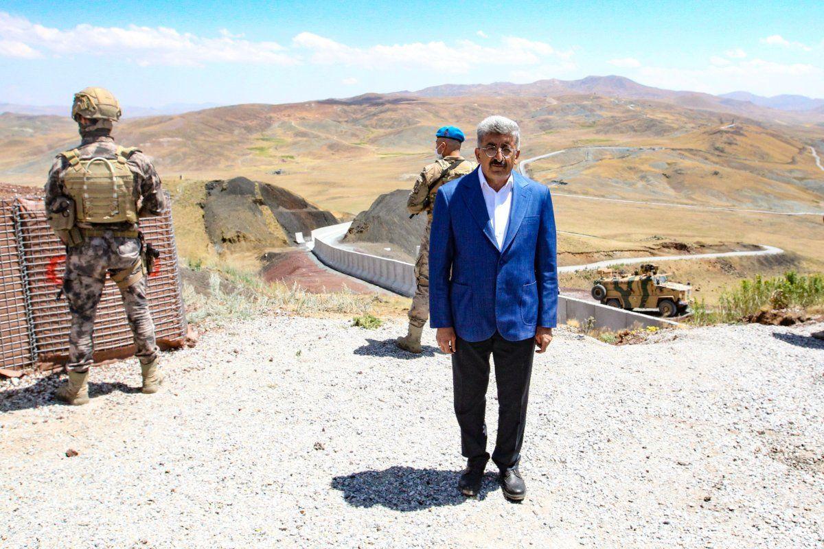 Van Valisi: Türkiye, İran sınırında 295 kilometrelik duvar örecek - Sayfa 3