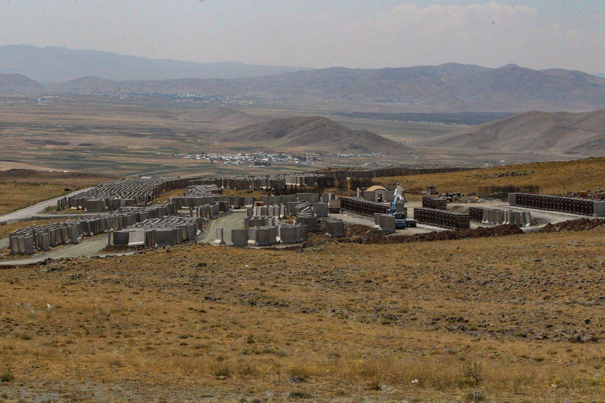 Van Valisi: Türkiye, İran sınırında 295 kilometrelik duvar örecek - Sayfa 4