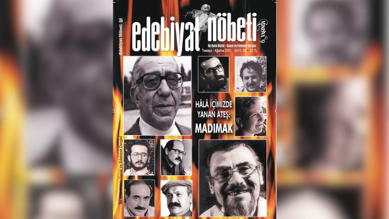 Edebiyat Nöbeti'nin 35. sayısı çıktı