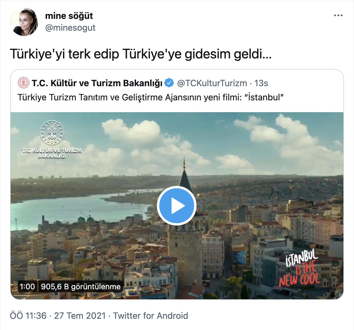 Turizm Bakanlığı'nın 'İstanbul' filmine tepki: Linçledikleri yaşam tarzıyla turistlere reklam yapıyorlar - Sayfa 3