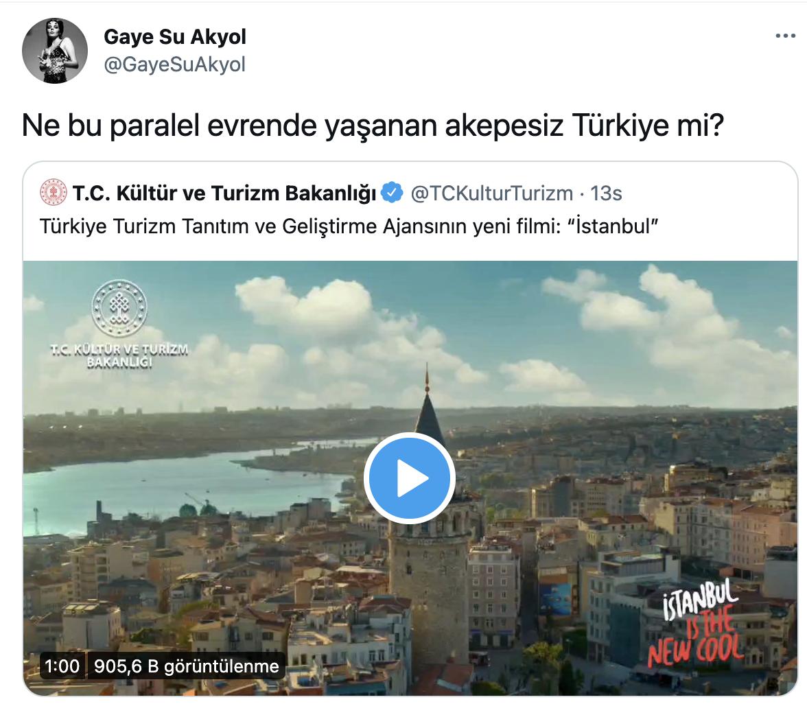 Turizm Bakanlığı'nın 'İstanbul' filmine tepki: Linçledikleri yaşam tarzıyla turistlere reklam yapıyorlar - Sayfa 2