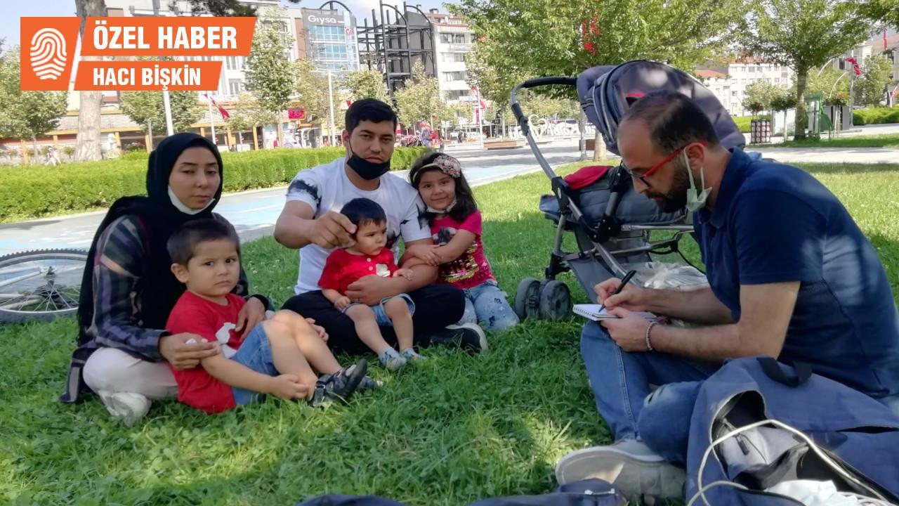 Bolu'daki mülteciler anlatıyor: Bizi kovarsanız gidecek yerimiz yok