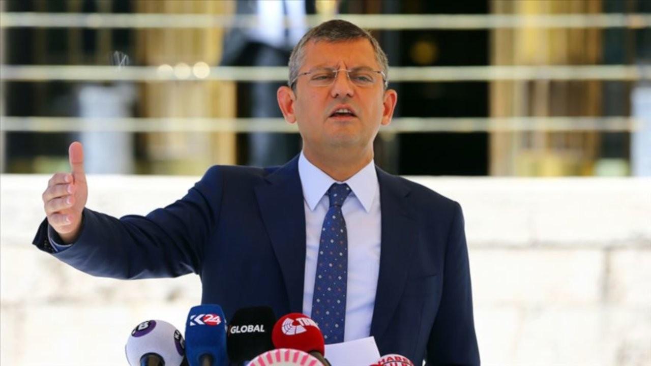 CHP'den aşı için tüm liderlerle kamu spotu önerisi
