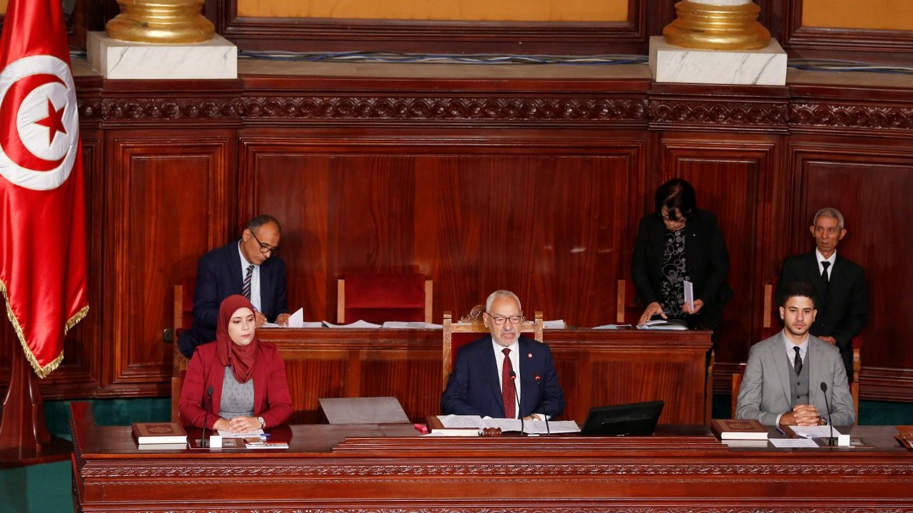 Tunus'ta El Nahda sokak eylemleri çağrısını geri çekti