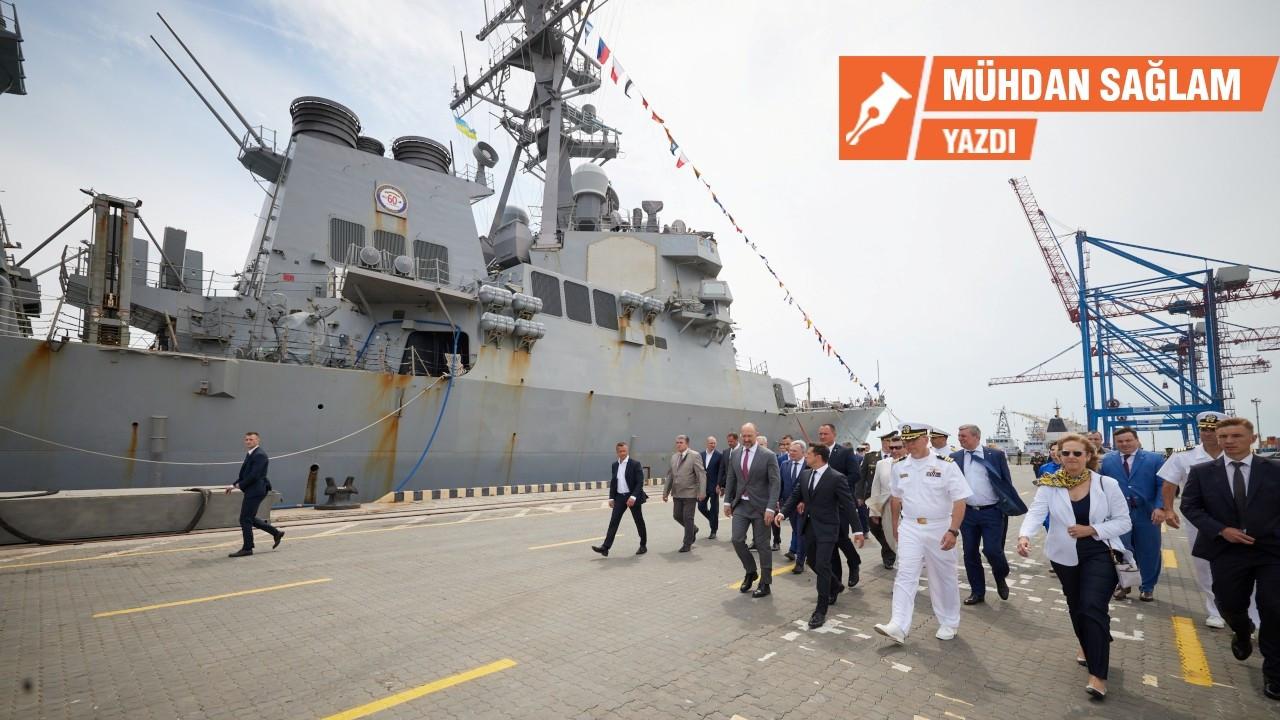 Moskova'dan Ankara'ya mesaj: Karadeniz'deki gelişmeleri izliyorum