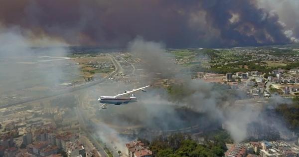 Manavgat'ta felaket: Alevler dört bir yanı sardı - Sayfa 2