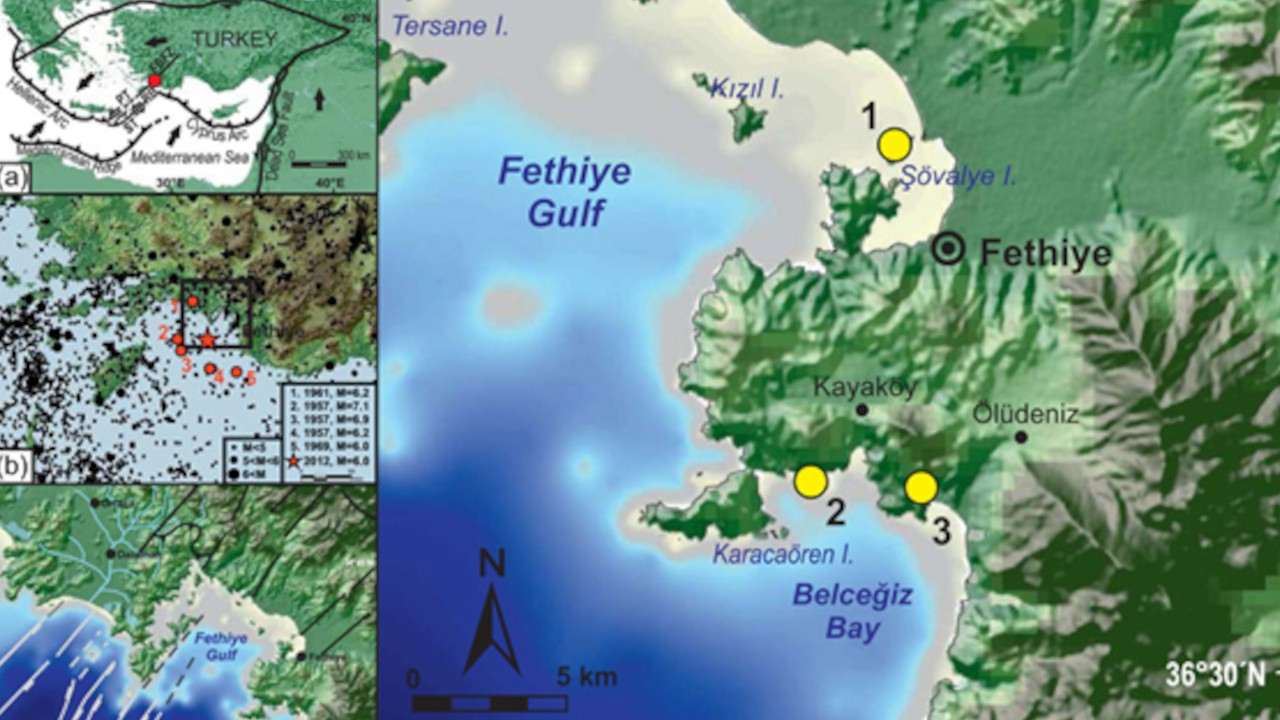 Fethiye depremleri antik kentleri ne kadar etkiledi?