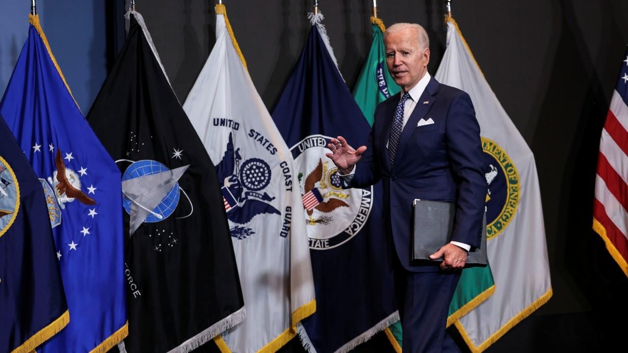 Biden, Rusya'yı 2022 seçimlerine müdahale etmeye çalışmakla suçladı