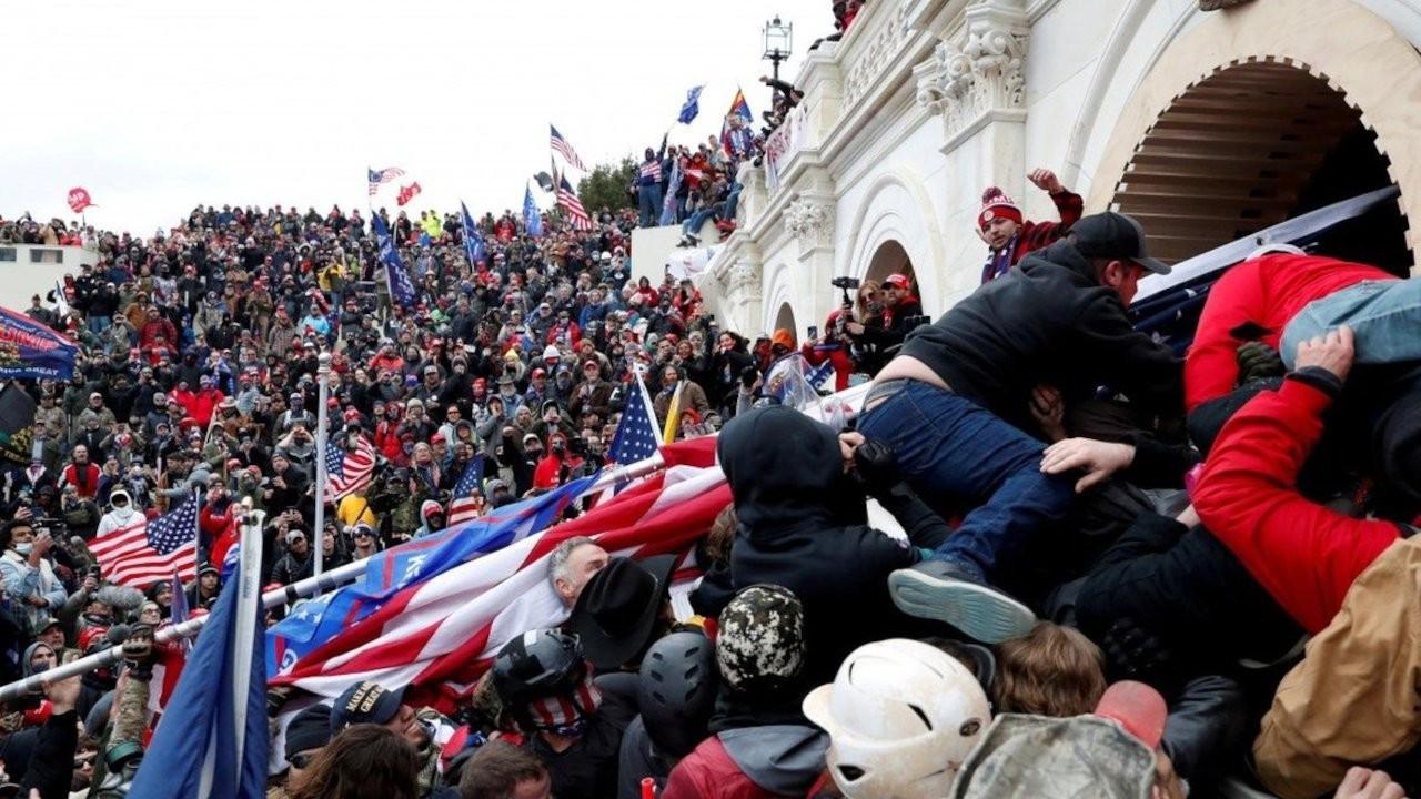 Kongre baskını soruşturmasında polisler ifade verdi: Öleceğimi sandım