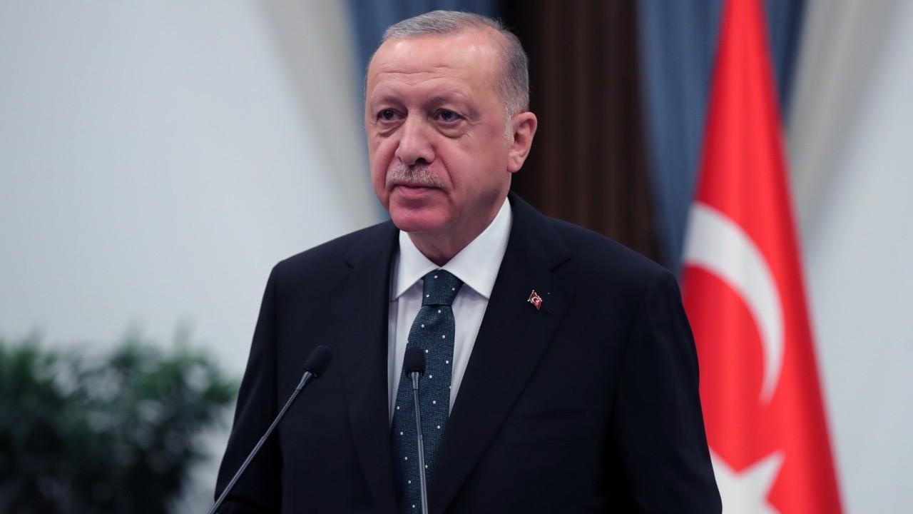 Erdoğan: Yangınların söndürülmesi için devlet tüm imkanlarıyla sefer