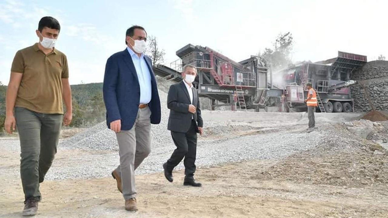 Samsun'da SİT alanına kurulan taş ocağı için yürütmeyi durdurma kararı