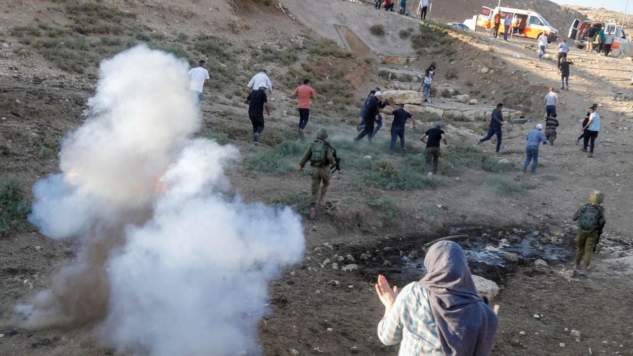 Batı Şeria'da İsrail askerlerinin ateş açtığı Filistinli öldü