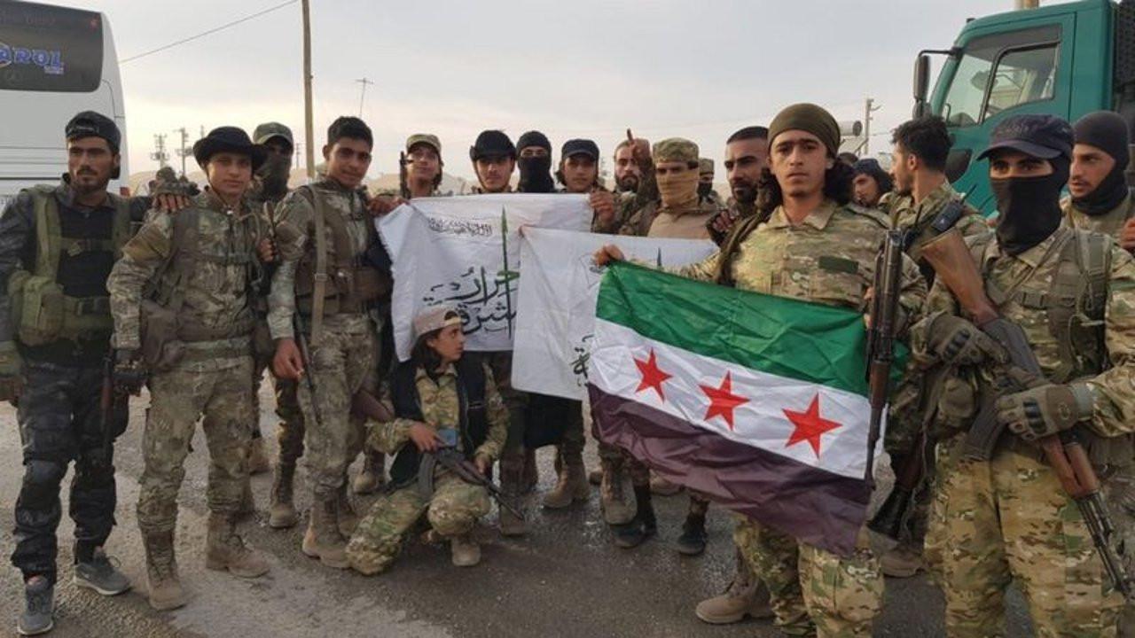 ABD'den Hevrin Halef'i öldüren Ahrar el Şarkiye'ye yaptırım