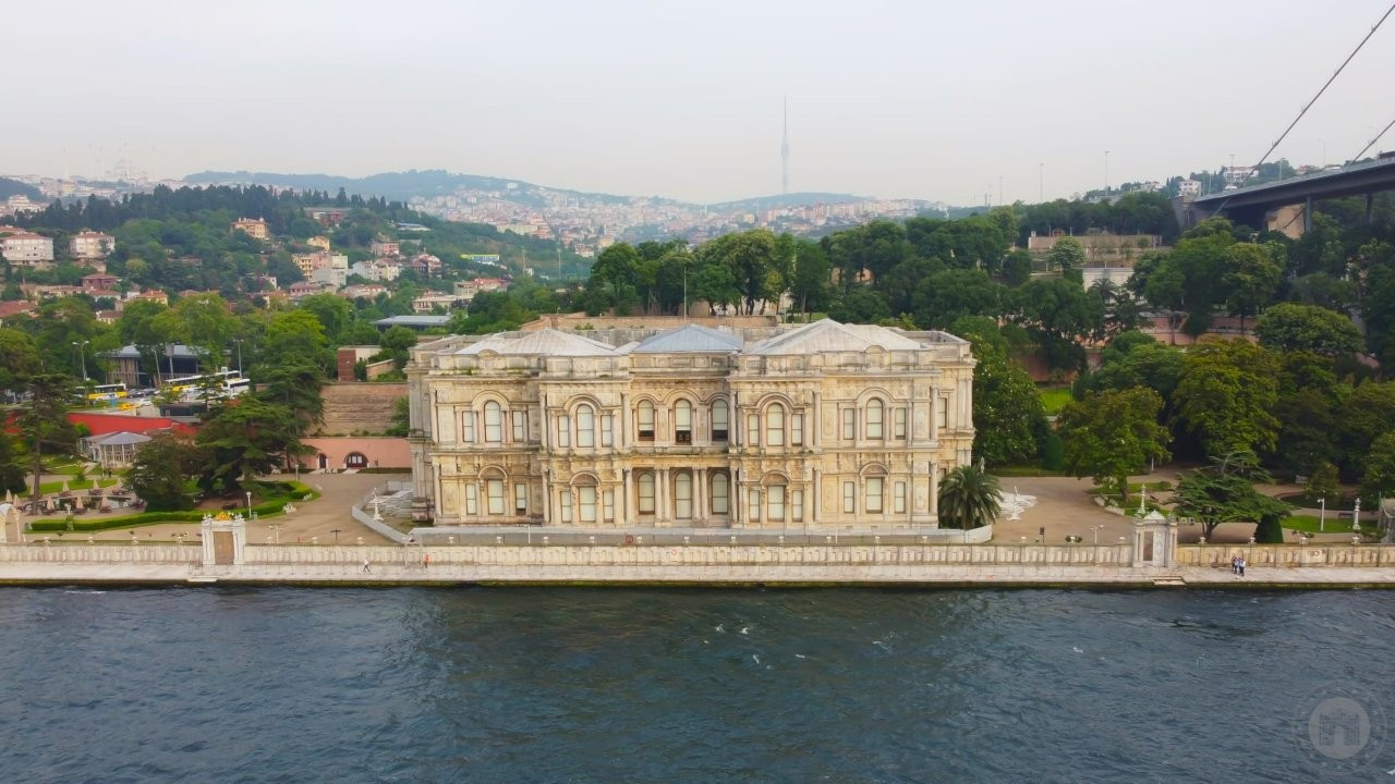Beylerbeyi Sarayı'nın rıhtımı halka açıldı