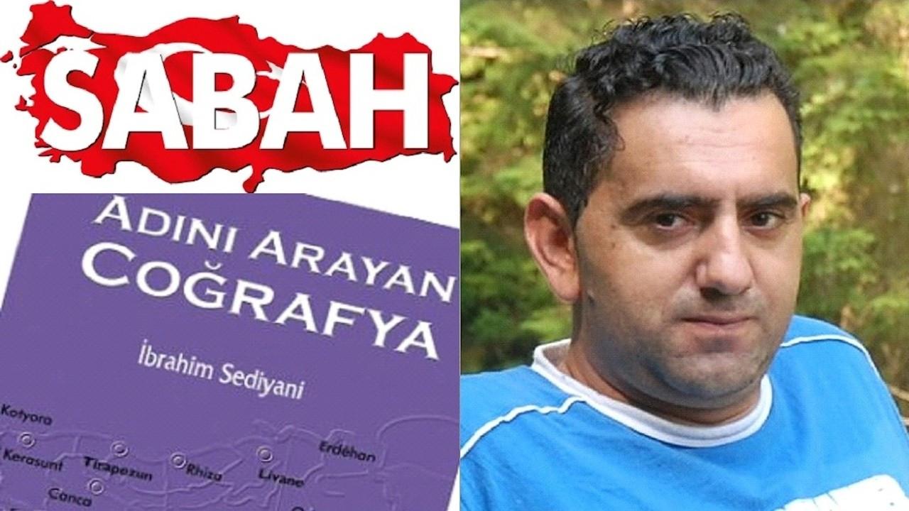 Yazar Sediyani, Sabah Gazetesi'ne karşı açtığı davayı kazandı